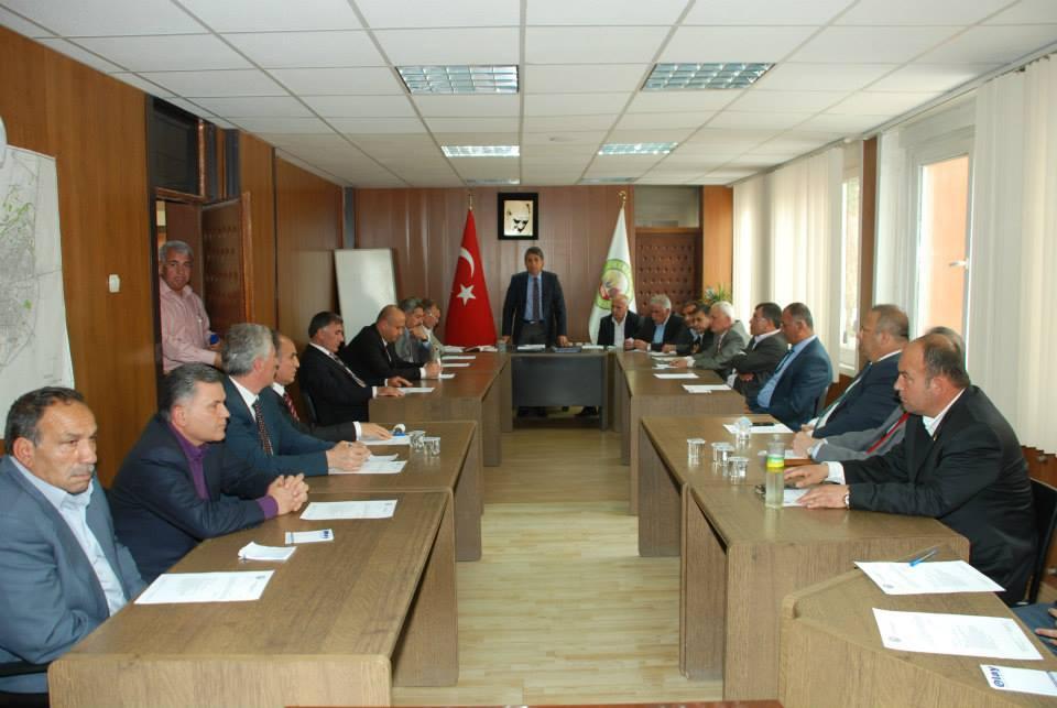 Belediye Meclis Toplantısı