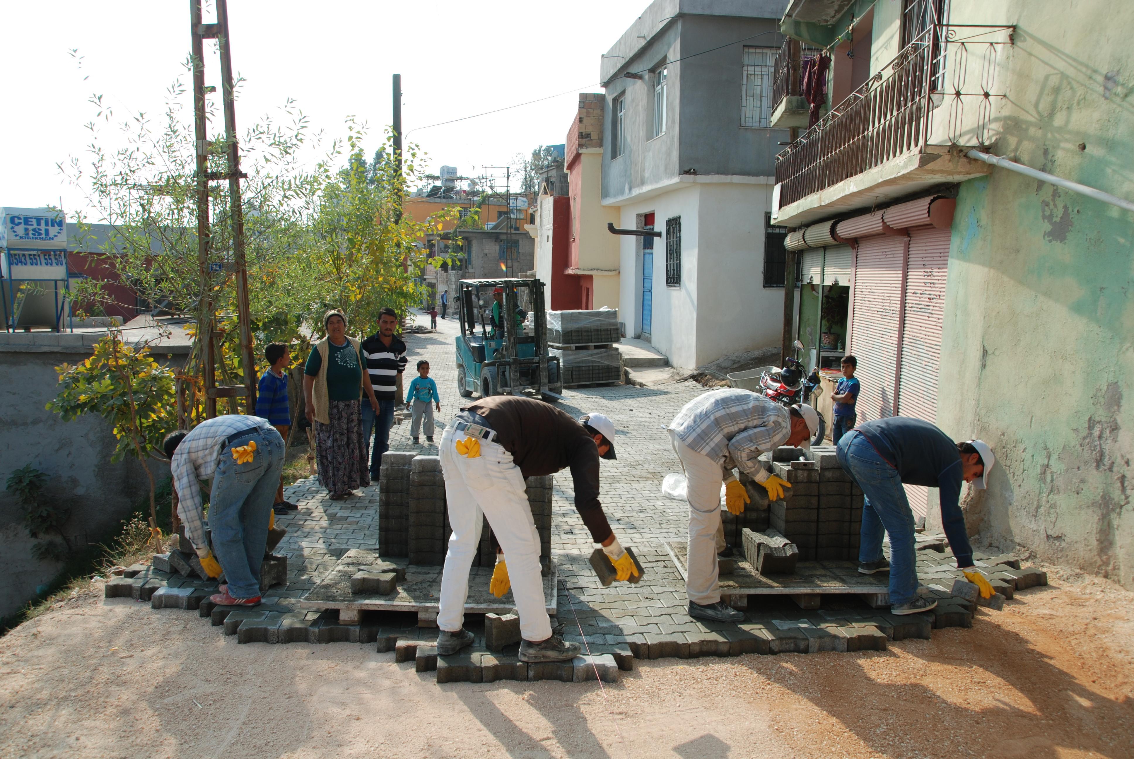 Belediyemizin 20.11.2014 Tarihli Günlük Çalışmaları