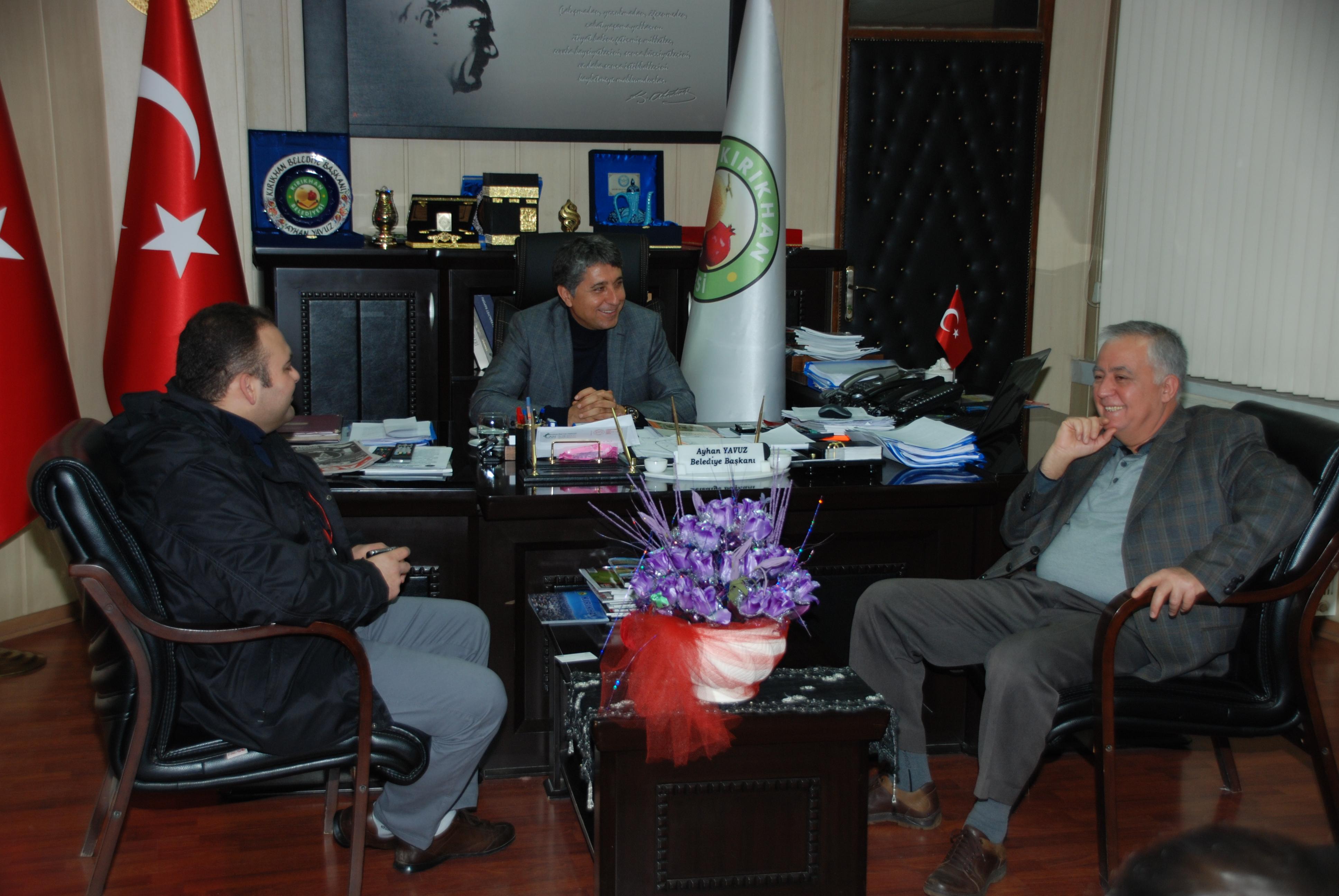 İPA Heyeti Kırıkhan 'da