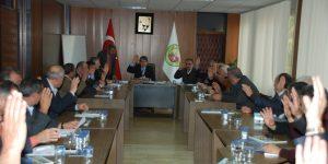 Kırıkhan Belediyesi Meclisi Toplandı