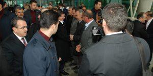 Başbakan Hatay Hava Limanında Karşılandı
