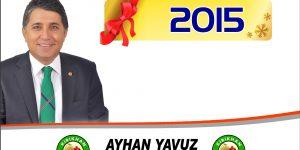 Başkanın Yeni Yıl Mesajı