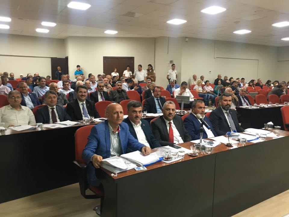 HBB EKİM AYI MECLİS TOPLANTISI GERÇEKLEŞTİRİLDİ