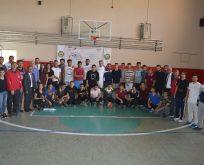 Sporla Gençlerin Gelişimi ve Sosyal Uyum Projesi Başladı.