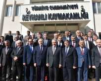 Ulaştırma, Denizcilik ve Haberleşme Bakanı Arslan Hatay'a geldi