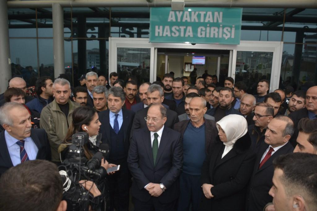 """Başbakan Yardımcısı Akdağ: """"Omuz omuza vererek bu mücadeleyi sürdüreceğiz"""""""