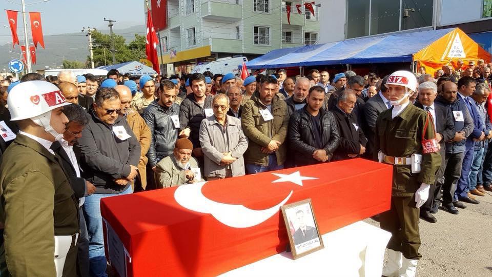 Şehit ateşi İskenderun ve Osmaniye'ye düştü