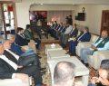 Kırıkhan'da Mehmetçiğe Arazi Aracı Desteği Veren İş Adamlarına Teşekkür Belgesi Verildi