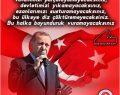 """AYHAN YAVUZ; """"DÜNYA'NIN YENİ """"ABİSİ"""" CUMHURBAŞKANIMIZ SAYIN RECEP TAYYİP ERDOĞANDIR..!"""""""