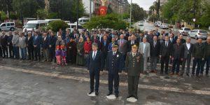 TÜRK POLİS TEŞKİLATININ 173 KURULUŞ YILDÖNÜMÜ KIRIKHAN'DA TÖRENLERLE KUTLANDI