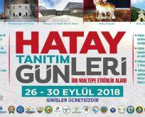 KIRIKHAN BELEDİYESİ, İSTANBUL'DA HATAY GÜNLERİNE HAZIR