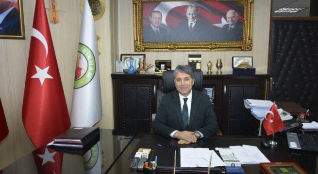 """Başkan Yavuz; """"8 Mart Dünya Kadınlar Gününüz Kutlu Olsun"""""""