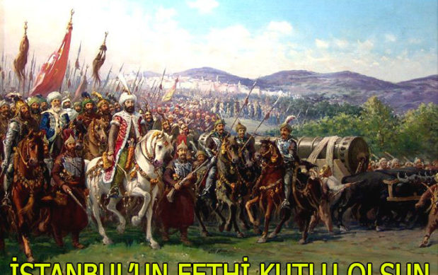 """BAŞKAN YAVUZ; """"İSTANBUL'UN FETHİ'NİN 566.YIL DÖNÜMÜ KUTLU OLSUN"""""""
