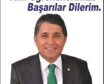 """BAŞKAN YAVUZ """"TÜM ÖĞRENCİLERİMİZE LGS SINAVINDA BAŞARILAR DİLERİM"""