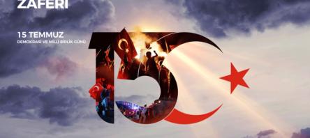 KIRIKHAN'DA 15 TEMMUZ DEMOKRASİ VE MİLLİ BİRLİK GÜNÜ ETKİNLİKLERİ PROGRAMI