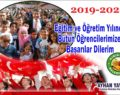 """BAŞKAN YAVUZ; """"2019 -2020 EĞİTİM VE ÖĞRETİM YILI HAYIRLI OLSUN"""""""