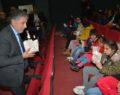 Kırıkhan'da Özel Eğitim Öğrencilerinin Sinema Keyfi