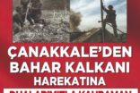 """BAŞKAN YAVUZ; """"ÇANAKKALE ZAFERİ TÜRK'ÜN ZAFERİDİR''"""