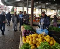 KIRIKHAN'DA SEMT PAZARI VE HAYVAN PAZARLARINA KISITLAMA GETİRİLDİ
